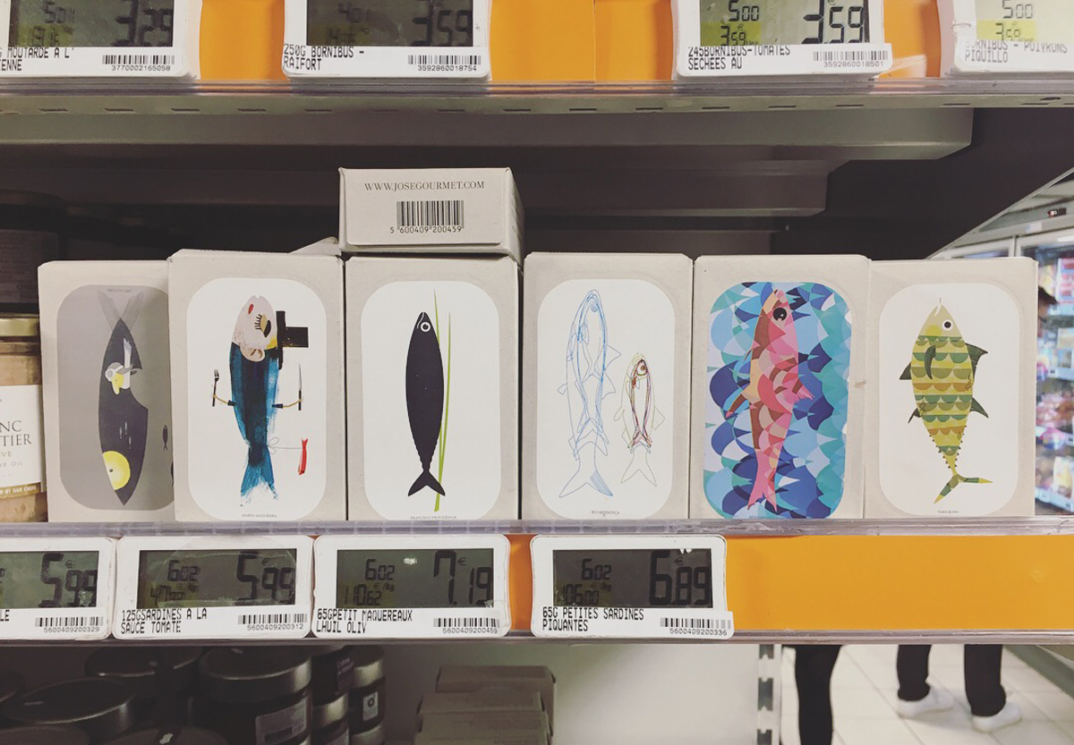 スーパーで出会えるお魚さん②-1