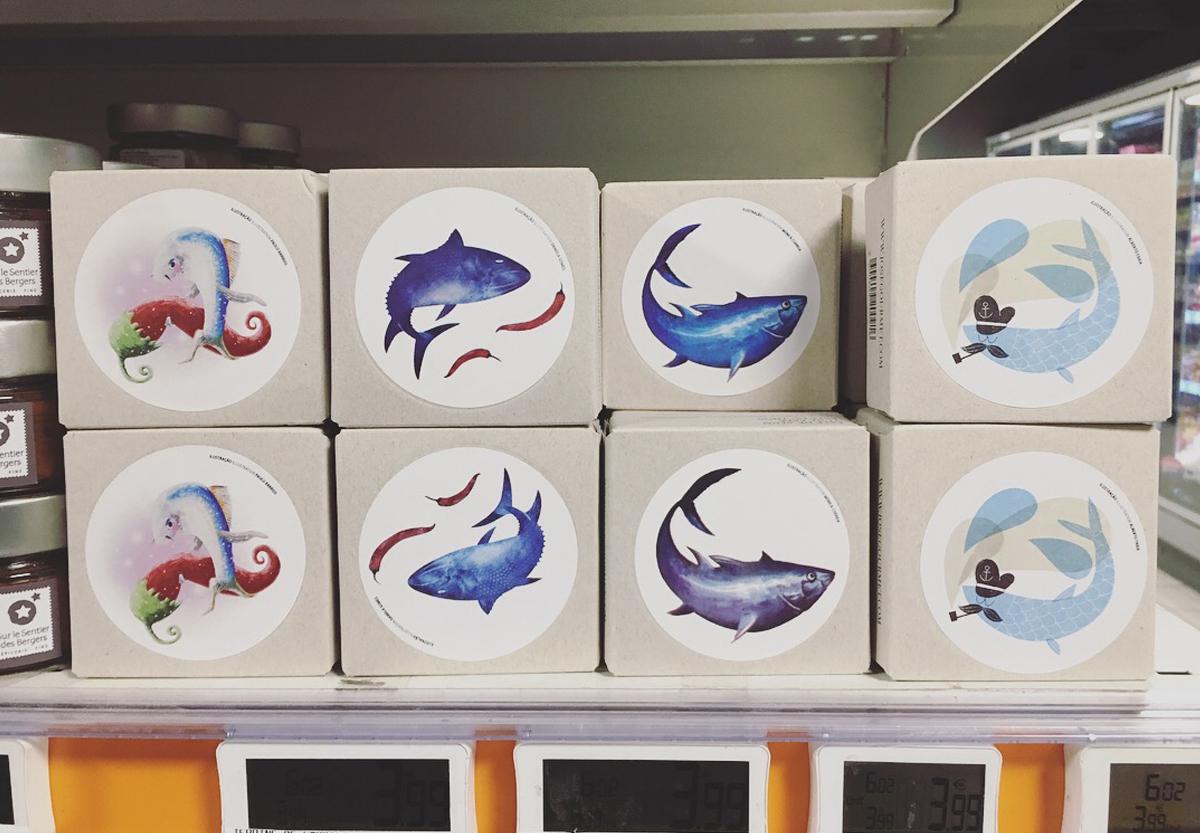 スーパーで出会えるお魚さん②-2