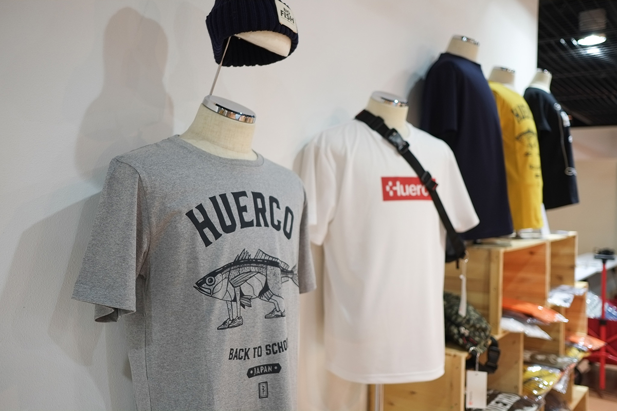 Huerco Cafe & Gallery 2019 の様子