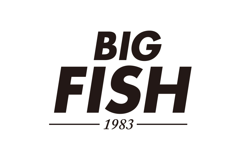 「Another vision of fishing / 釣り人に新しい視点を。」BIGFISH 1983