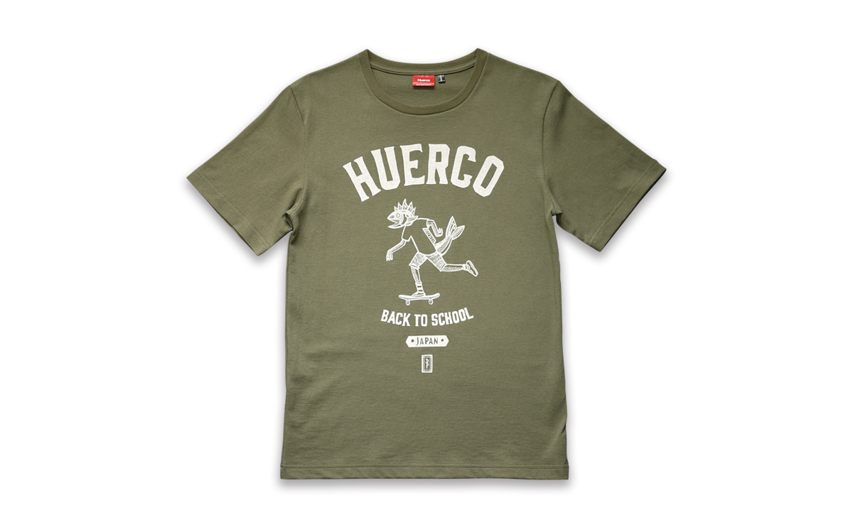 Huerco Skater Tshirt