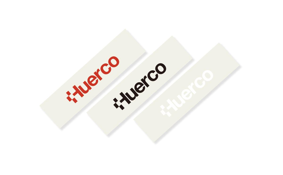 Huerco Cutting Sticker – Logo
