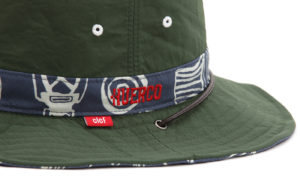 REV. FISH HAT
