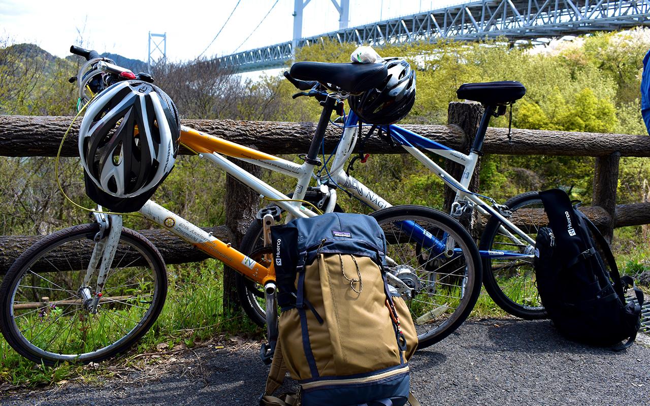 Bicycle×Fishing 旅行・グルメ・釣りを楽しみまくる!~しまなみ海道~