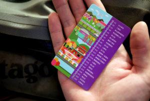 台湾のチャージ式ICカード