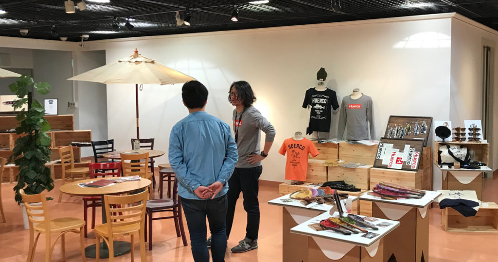 Cafe Jenkins Vol.2 あっという間だったHuerco Cafe & Gallery 2018