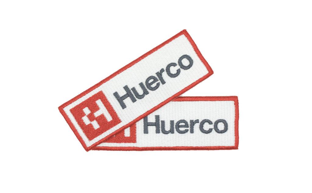 Logoワッペン