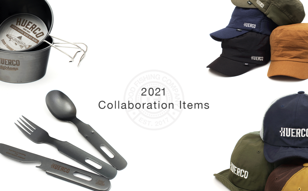 Huerco 2021 Collaboration Items