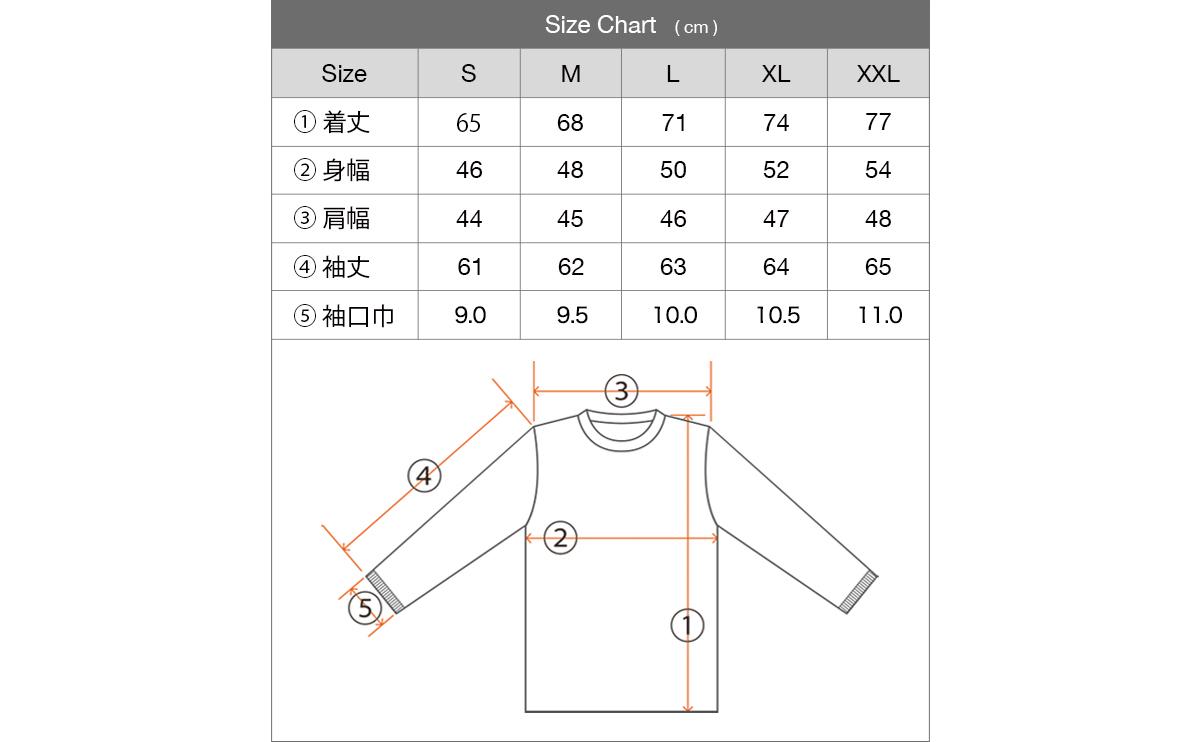 Huerco CORDURA® Long Sleeve T-Shirt  コーデュラロングスリーブTシャツ