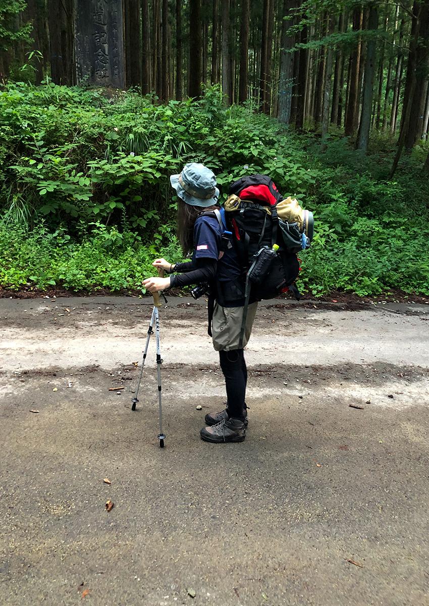 源流域まで登山して釣り&撮影をするよ