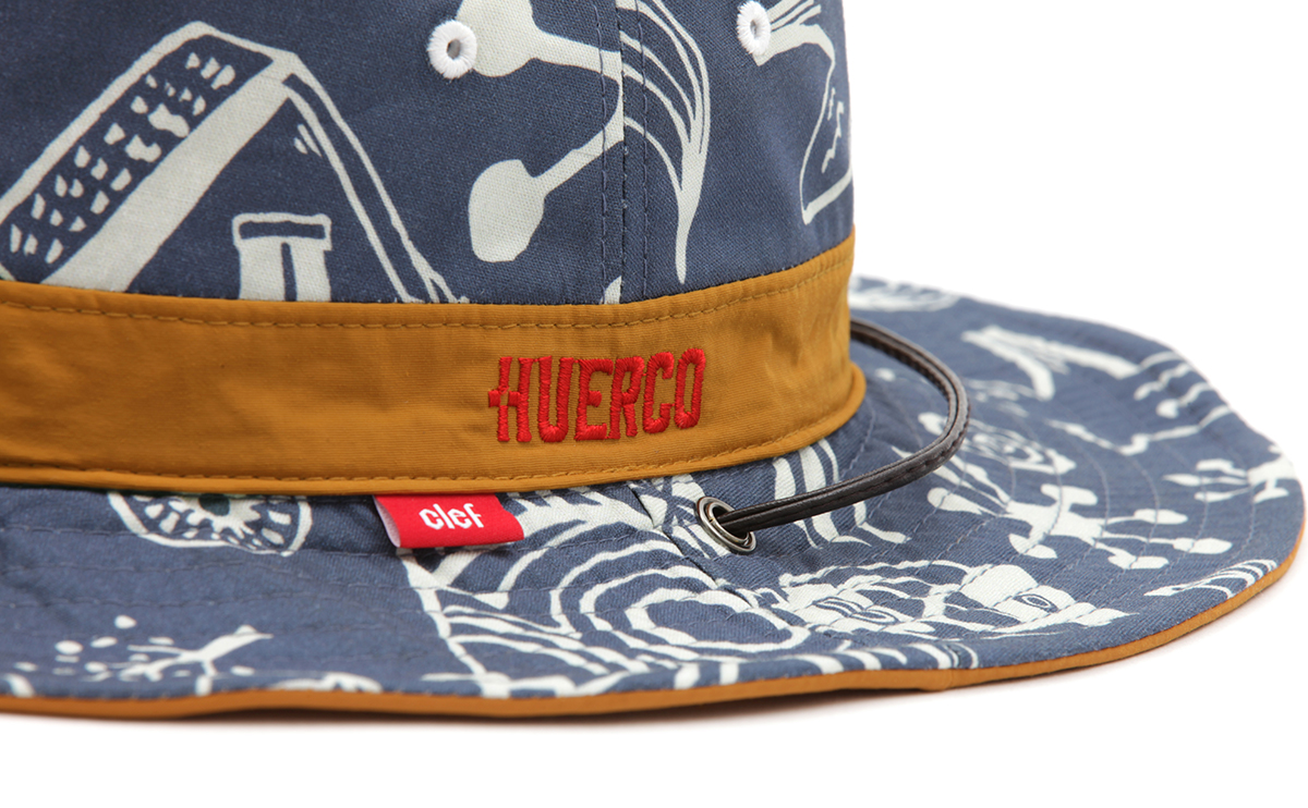 Huerco REV. FISH HAT