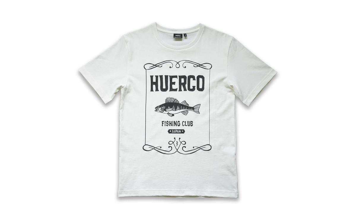 Huerco Crack Perch Tshirt クラックパーチTシャツ