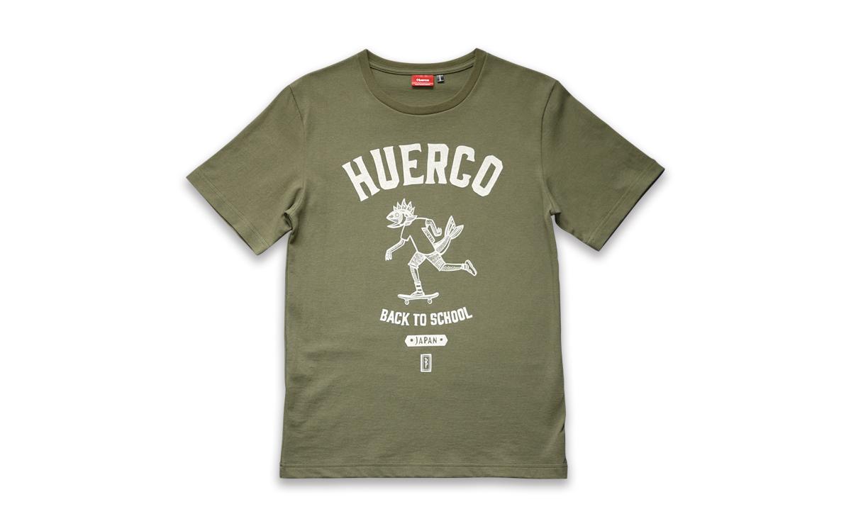 Huerco Skater Tshirt スケーターTシャツ