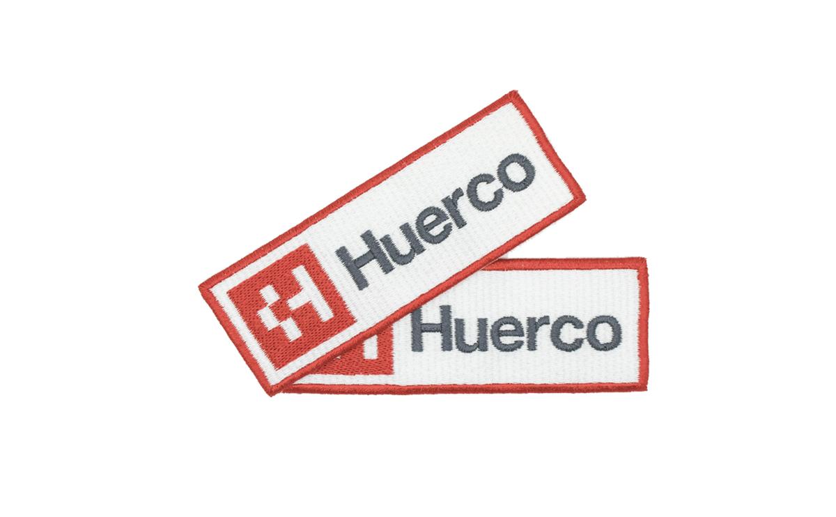 Huerco Huerco Logo Patch